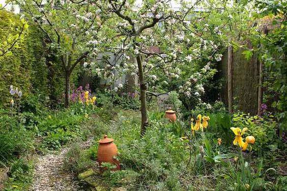 Pinterest the world s catalog of ideas for Forest garden design zone 4