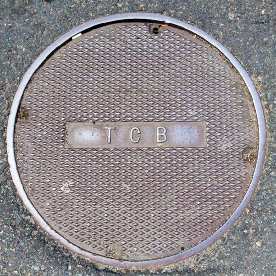Teleport Manhole Cover  Boston, MA