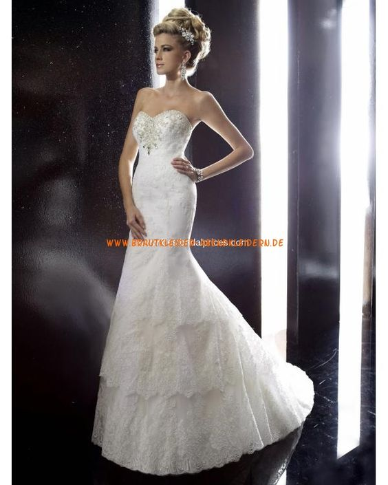 Sexy Elegante Brautkleider 2013 aus Spitze  brautkleider übergröße ...