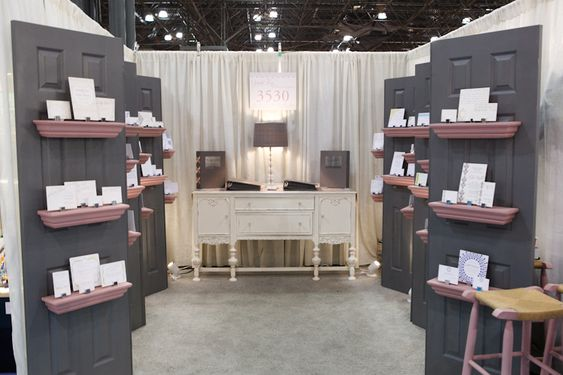 Trade Show Booth With Shelves : Trade show booths doors and display shelves on pinterest