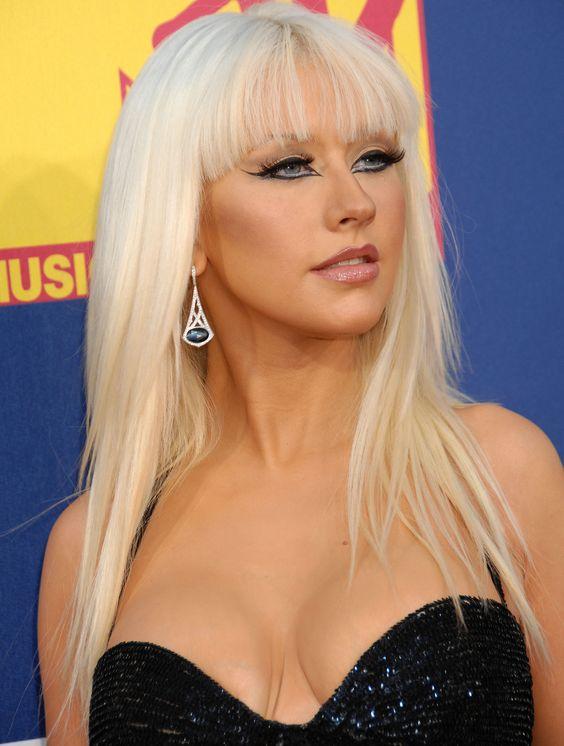 Christina Aguilera - 2008 MTV Video Music Awards - Arrivals - hauser weltberuhmter popstars