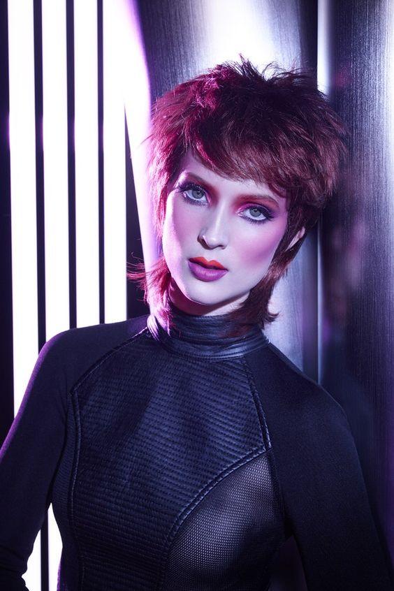 Tendência anos 80 na Beauty Fair (Foto: Divulgação)