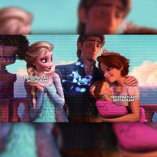 Rapunzel And Flynn Bab...
