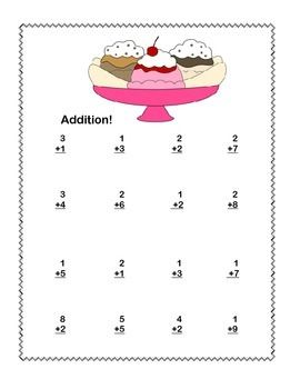 Subtraction Worksheets : fun addition and subtraction worksheets ...