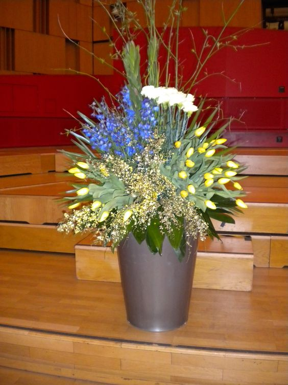 Blumen Wilheine - Dekoration von Räumen