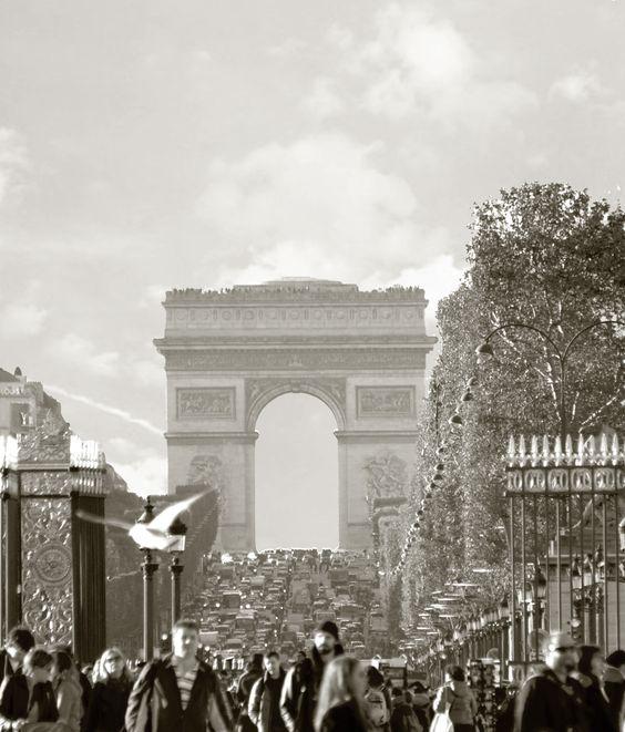 November 2012 Paris Trip - crazy!!!