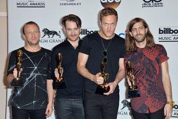 2014 Billboard Music Awards - Imagine Dragons