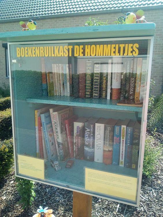 boekenruilkast Haacht