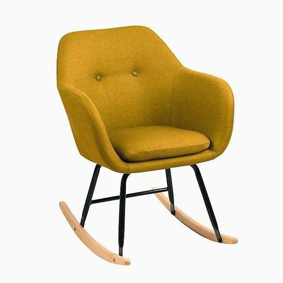 Fauteuil Poang Ikea Occasion Prodigieux Fauteuil A Bascule En Cuir Beautiful Fauteuil Bascule Repose Rocking Chair Chair Home Decor