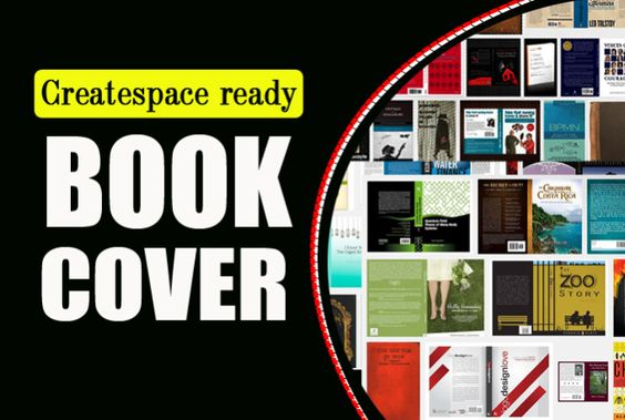 design a Book COVER by anw_graphic