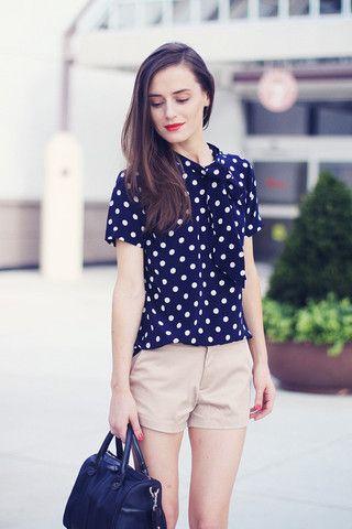 Mini Silk Shorts