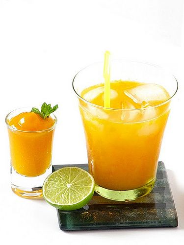 ... cream 1 oz rum | All Things Yummy | Pinterest | Rum, Coolers and Mango