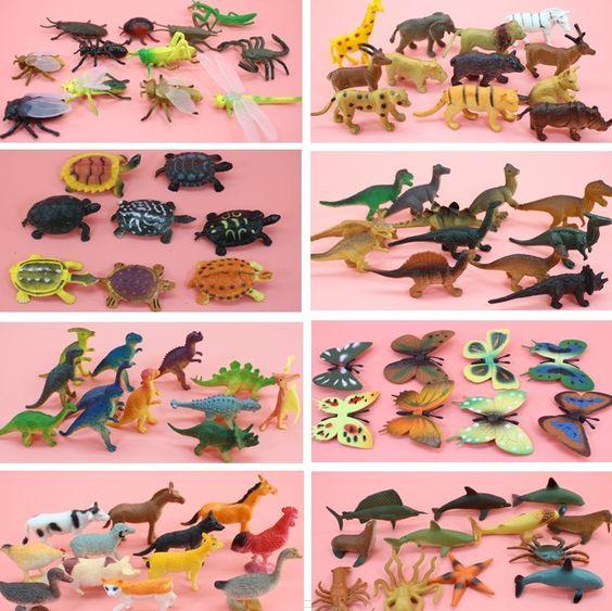 Barato Mini Animal do oceano mundial de plástico modelo do brinquedo do dinossauro elefante leão US114B, Compro Qualidade Ação e personagens diretamente de fornecedores da China:             100% Brand New                             Tamanho: cerca de 5-7 cm 2-2,8polegada