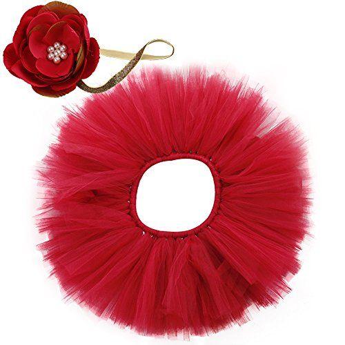 M&A Baby 2er Bekleidungsset (Rock+ Stirnband), Kostüm für neugeborene Mädchen, Rot, 3-4 Monate ( Herstellergröße: M) M&A http://www.amazon.de/dp/B00ZCFV0IO/ref=cm_sw_r_pi_dp_mH41vb1EKWBVB