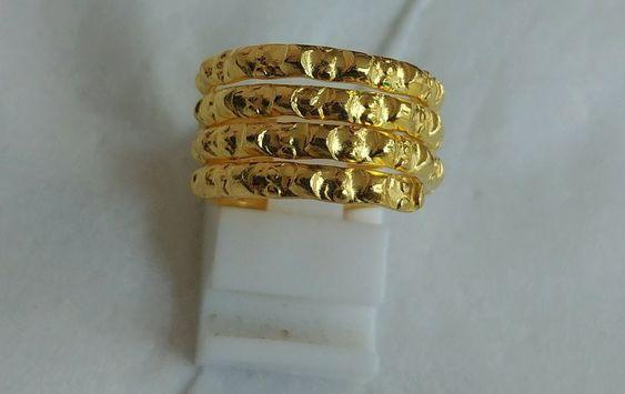 Wow 12 Gambar Cincin Emas 24 Karat Terbaru Namun Saat Ini Model Emas Yang Terbuat Dengan Emas Putih Lebih Banyak Diminati Cincin Emas Emas Putih Kalung Emas