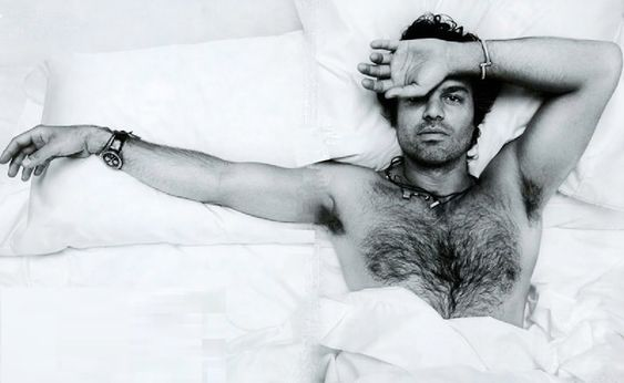 Mark Ruffalo...so good I made an exception and pinned him twice!