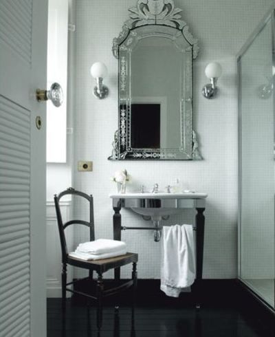 Brilliant mirror
