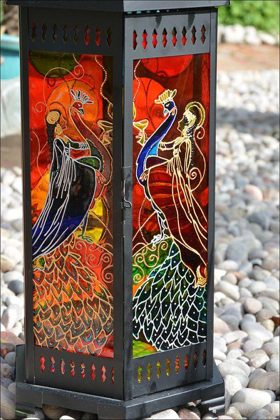 peacock gift  bird a...