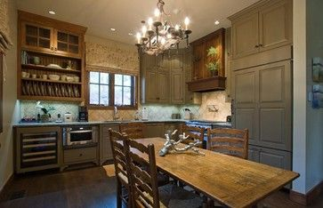 mixed wood kitchen cabinets more and more kitchens are mixing and matching their 7544