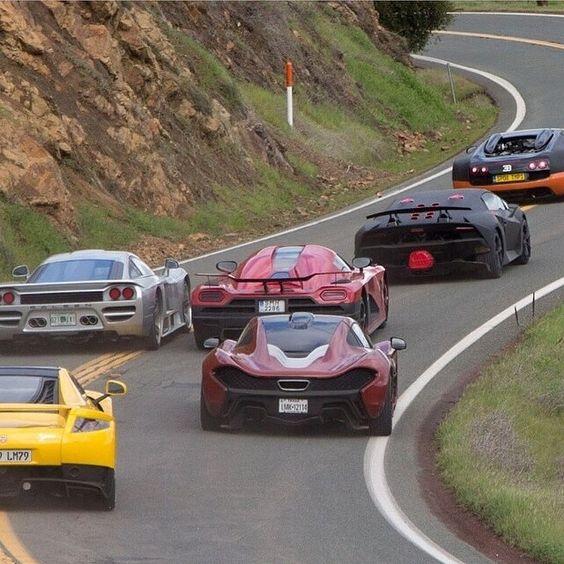 Koenigsegg agera r,McLaren p1,gta spano,Lamborghini elemento,selen s1,bugatti veyron ss all world top 10 fastest cars in one picture