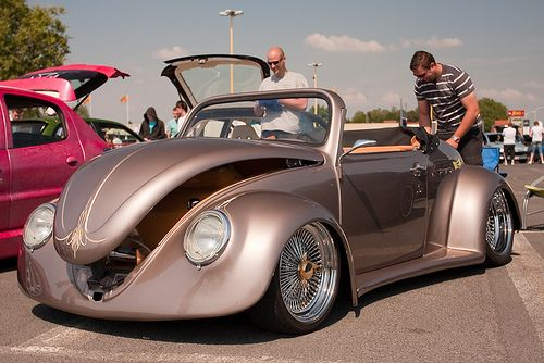 VW Kever Cabrio | SuperCarFreak | Flickr