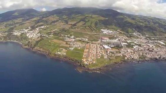 Drone Phantom 2 - Açores, S. Miguel, Ilhéu Vila Franca