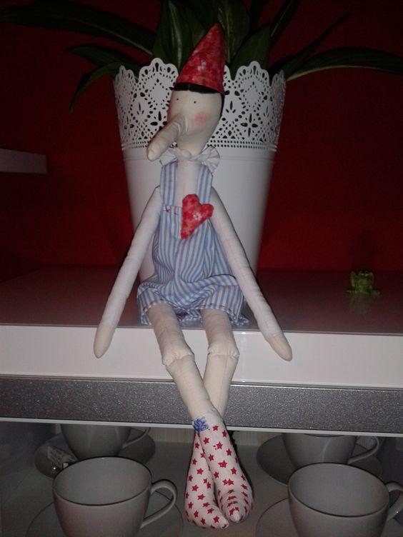 Pinocho para mi sobrina