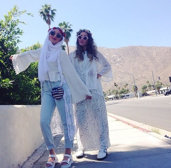 The Ultimate Coachella Style Guide for Hijabi Women | Her Campus