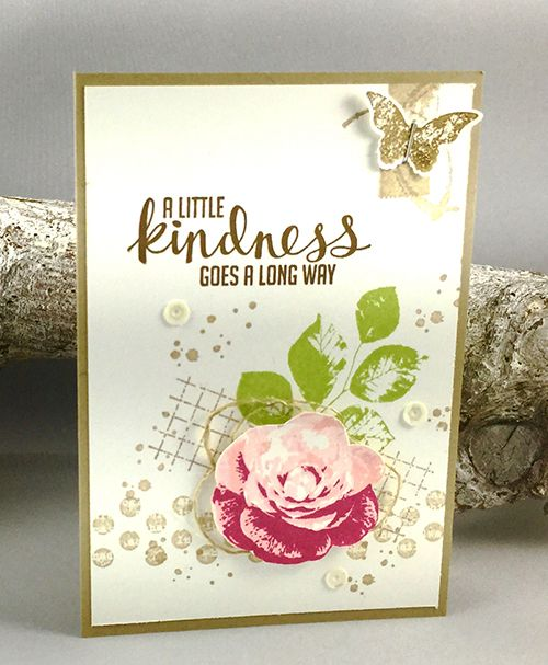 Stampin' Up! Picture Perfect, Kind a Eclectic, Timeless Textures.: