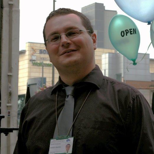 WPD Profile: Daniel Andrews.  Principal Librarian - Balham & Northcote Library.