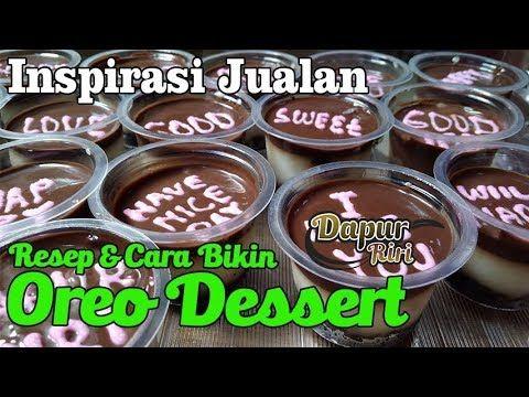 Oreo Dessert Box Versi Cup Mini Ala Dapur Riri Inspirasi Untuk