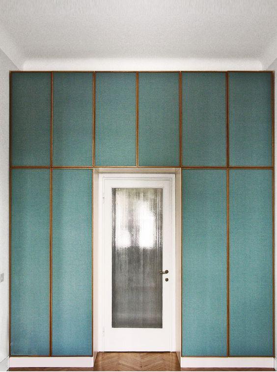 Milan apartment of Silvia & Adri, the brother of Italian designer Pietro Russo.
