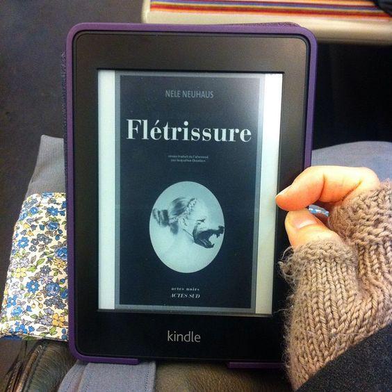 @Comete : C'est #vendredilecture et je finis la semaine avec la découverte d'un nouvel auteur !