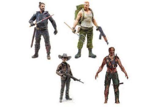 THE WALKING DEAD Comic Series 5 Shane Action Figure