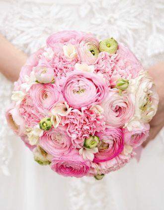 - Brautsträuße Rosa