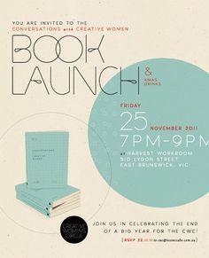 Resultado de imagem para invitations launches ebooks