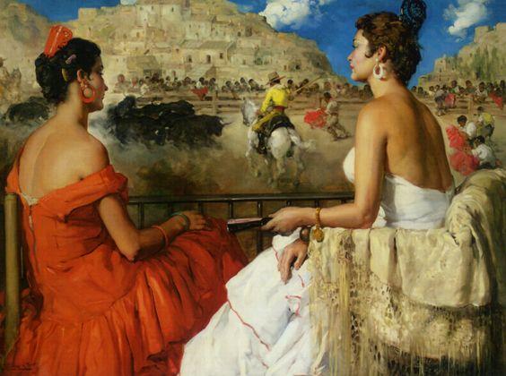 Francisco Rodriguez San Clement (Spanish artist, 1861 - 1956)