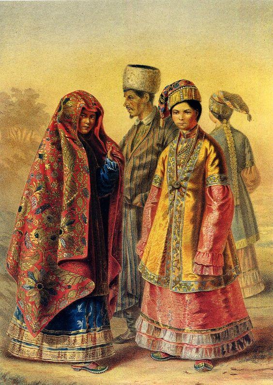 Tatars: