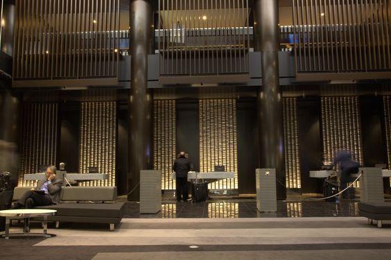 Lobby at Grand Hyatt NY - Google Search