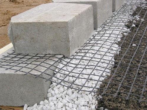 Geogrid Segmental Retaining Wall Design With Calculations In 2020 Retaining Wall Design Retaining Wall Retaining Wall Blocks