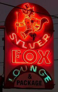 Attic Route 66: Vintage Neon Albuquerque New Mexico