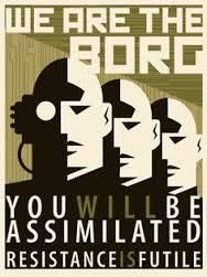 Art Deco Borg