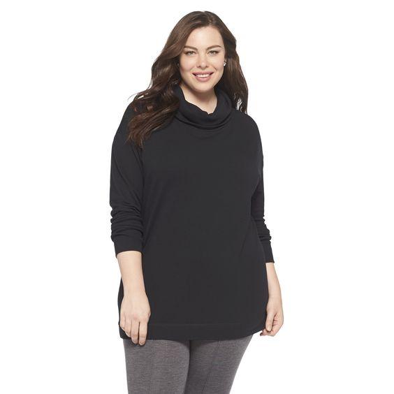 Womens Plus Size Pullover Sweater Pure Energy Georgia Pratt