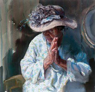 7 das Artes: Belíssimas aquarelas pela artista americana Mary Whyte.