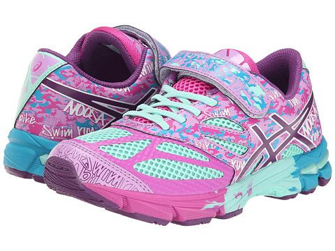 asics toddler girl shoes