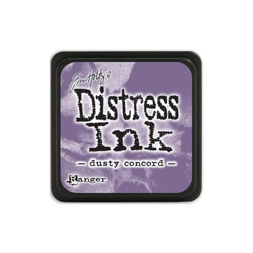 Tim Holtz Distress Mini Ink Pad DUSTY CONCORD Ranger
