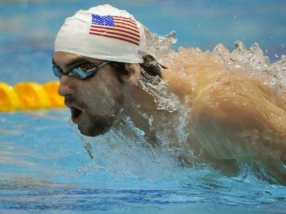 Blog Esportivo do Suiço: Phelps vai às finais de torneio e expectativa aumenta para Olimpíada do Rio