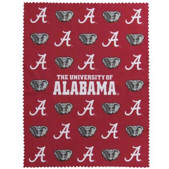 Alabama Crimson Tide iPad Cleaning Cloth