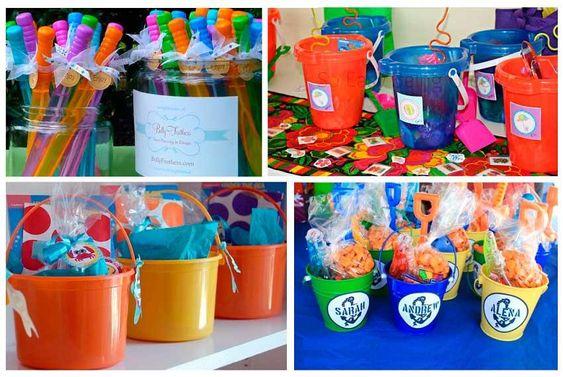 Consejos para fiesta infantil en la playa fiestas - Ideas fiesta cumpleanos infantil ...