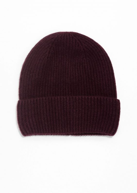 & Other Stories | Cashmere Beanie